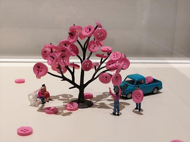 ボタンの木
