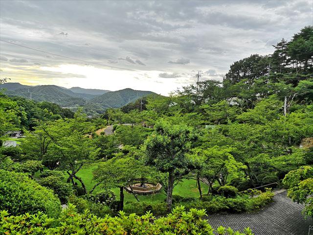 千光寺公園風景
