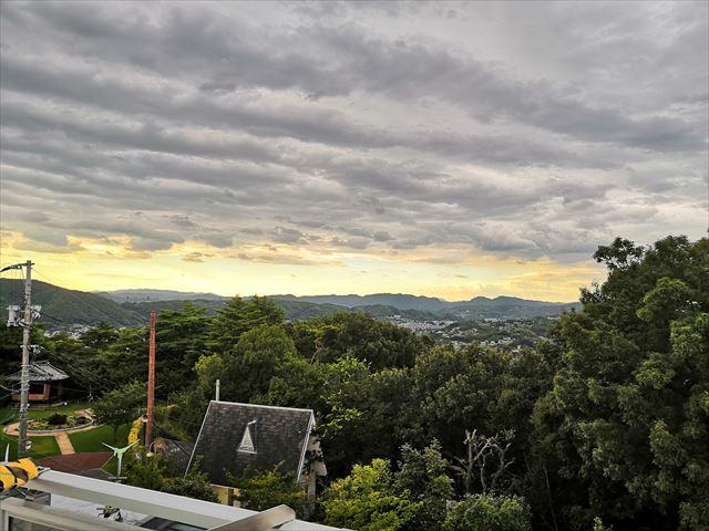 曇天の景色1