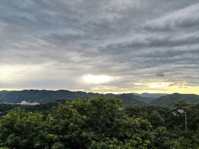 曇天の景色2