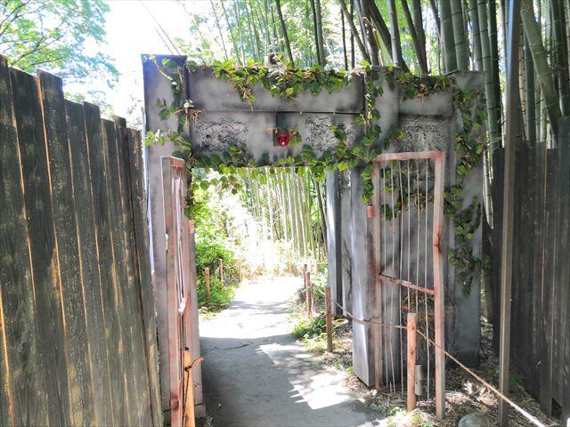 ゲートの画像