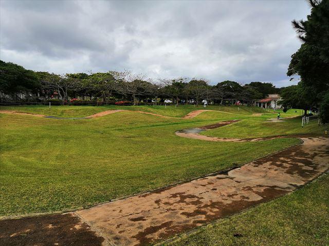 沖縄県県民の森冒険広場