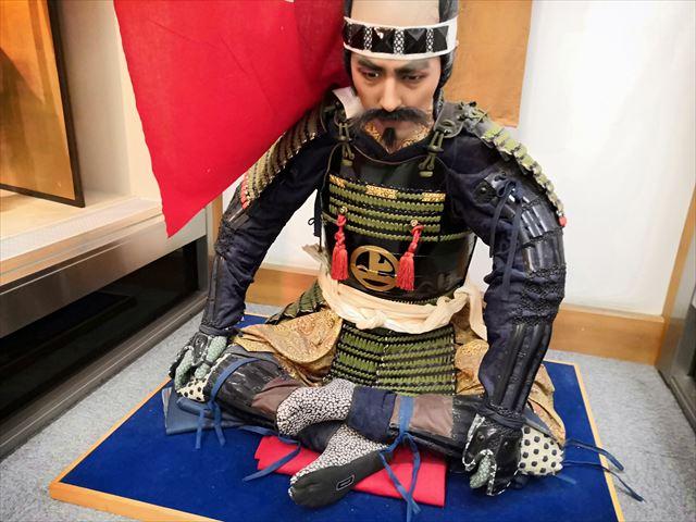 海賊の蝋人形