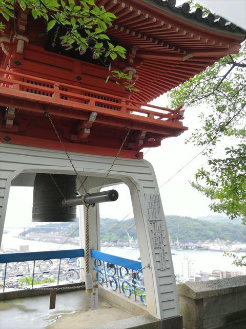 千光寺の鐘