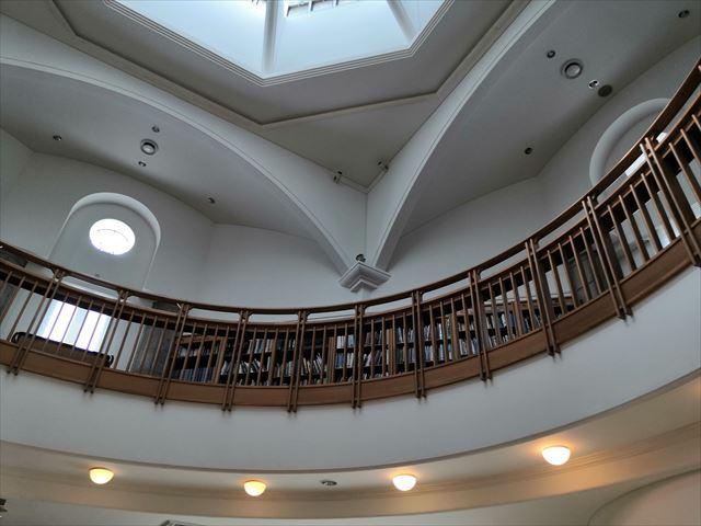 美術館二階