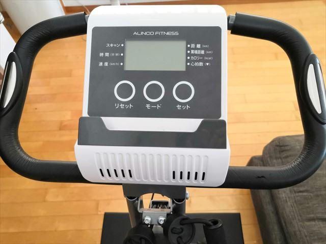 ダイエットにおすすめエアロバイク「アルインコAFB4309WX」使って半年で10kgやせた話