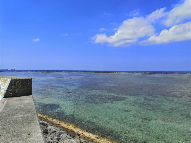 【沖縄ビーチ】西洲でサンゴと海の生き物観察