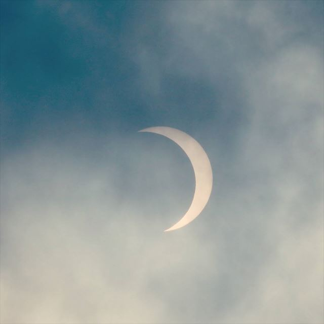 【沖縄生活】夏至の日に372年ぶりの日食
