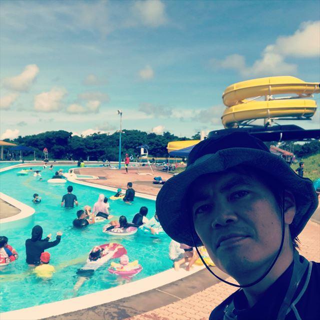 【沖縄プール】ユインチホテル南城のレジャープール