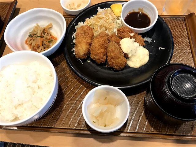 【沖縄カキフライ】ガストのカキフライ定食