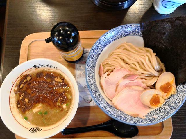 魚介豚骨つけ麺スペシャル